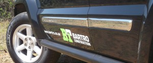 Bartro Construction Vehicle